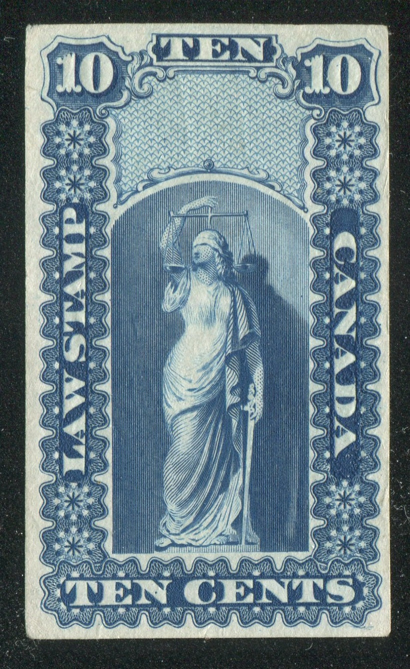0001ON1711 - OL/QL - Proof - Deveney Stamps Ltd. Canadian Stamps
