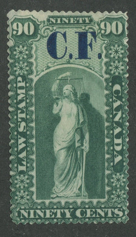 0010ON1707 - OL10c - Mint - Deveney Stamps Ltd. Canadian Stamps