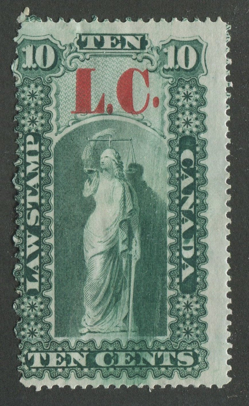 0002QL1707 - QL2 - Mint - UNLISTED - Deveney Stamps Ltd. Canadian Stamps