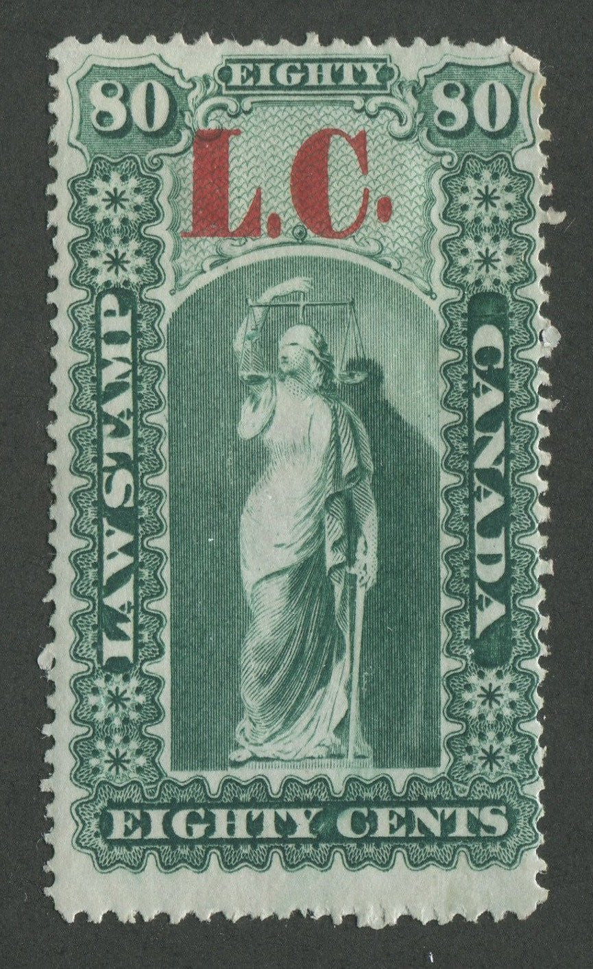 0008QL1707 - QL8 - Mint - UNLISTED - Deveney Stamps Ltd. Canadian Stamps