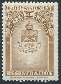 0158QR1904 - QR37 - Mint - Value Omitted