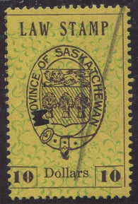 0011SL1709 - SL11 - Used - Deveney Stamps Ltd. Canadian Stamps