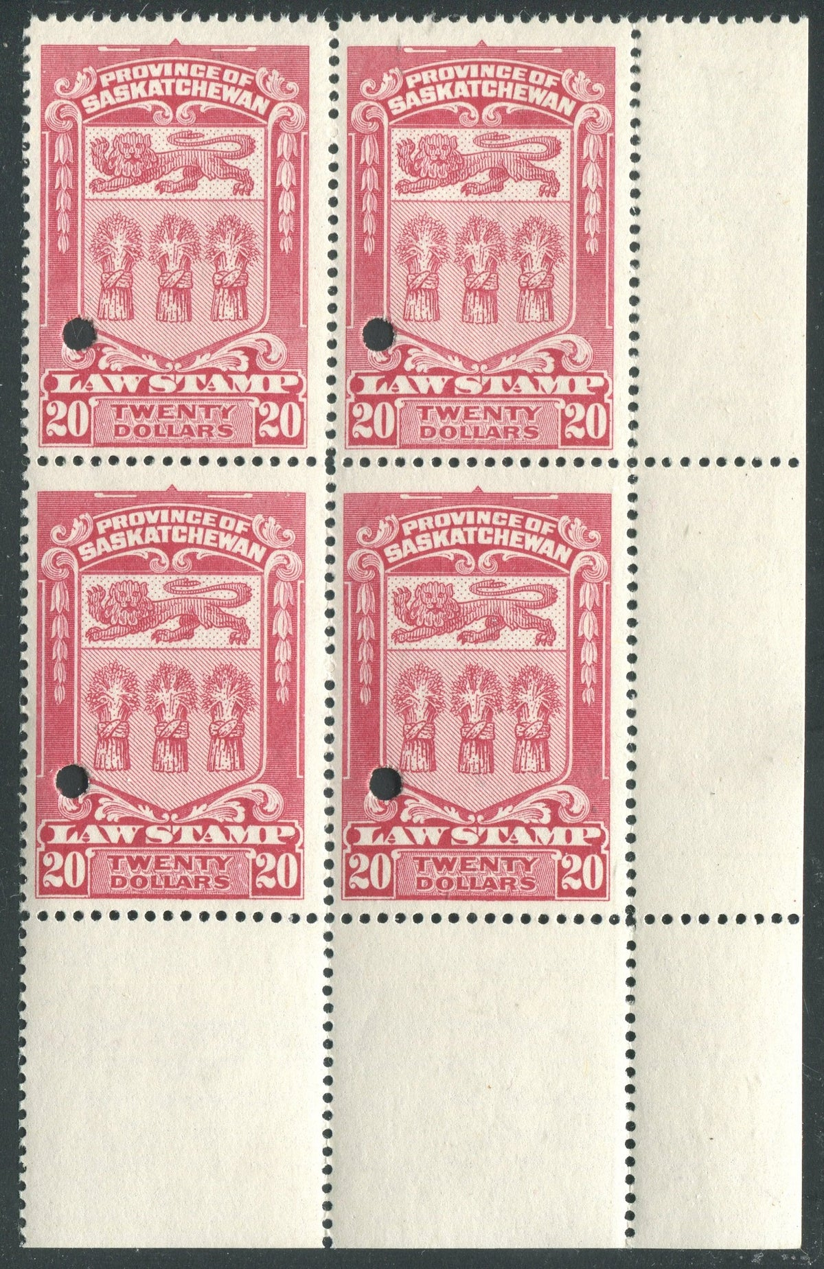 0066SL1711 - SL66 - Specimen Block of 4
