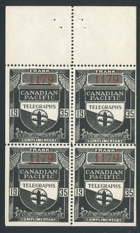 0048TE1707 - TCP 48 - Mint Booklet Pane