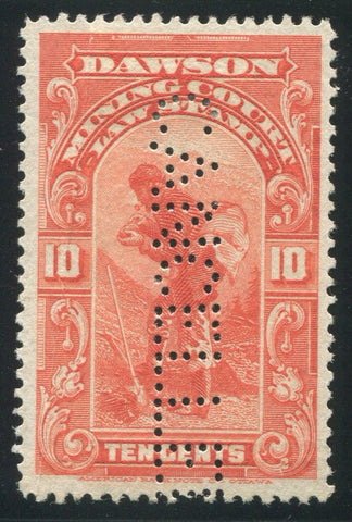 0001YL1711 - YL1 Used - Deveney Stamps Ltd. Canadian Stamps