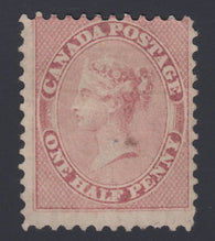 0011CA1808 - Canada #11ii - Used Major Re-Entry