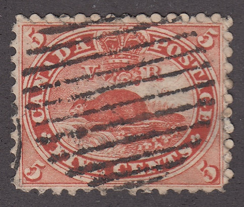 0015CA1709 - Canada #15 Unlisted Medium Thick Paper