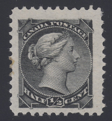 0034CA1808 - Canada #34vii - Mint, Major Re-Entry