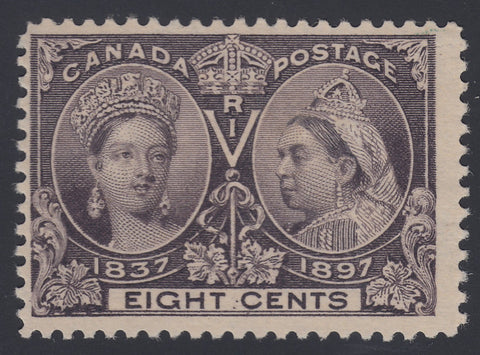 0056CA1808 - Canada #56i - Mint Misplaced Entry