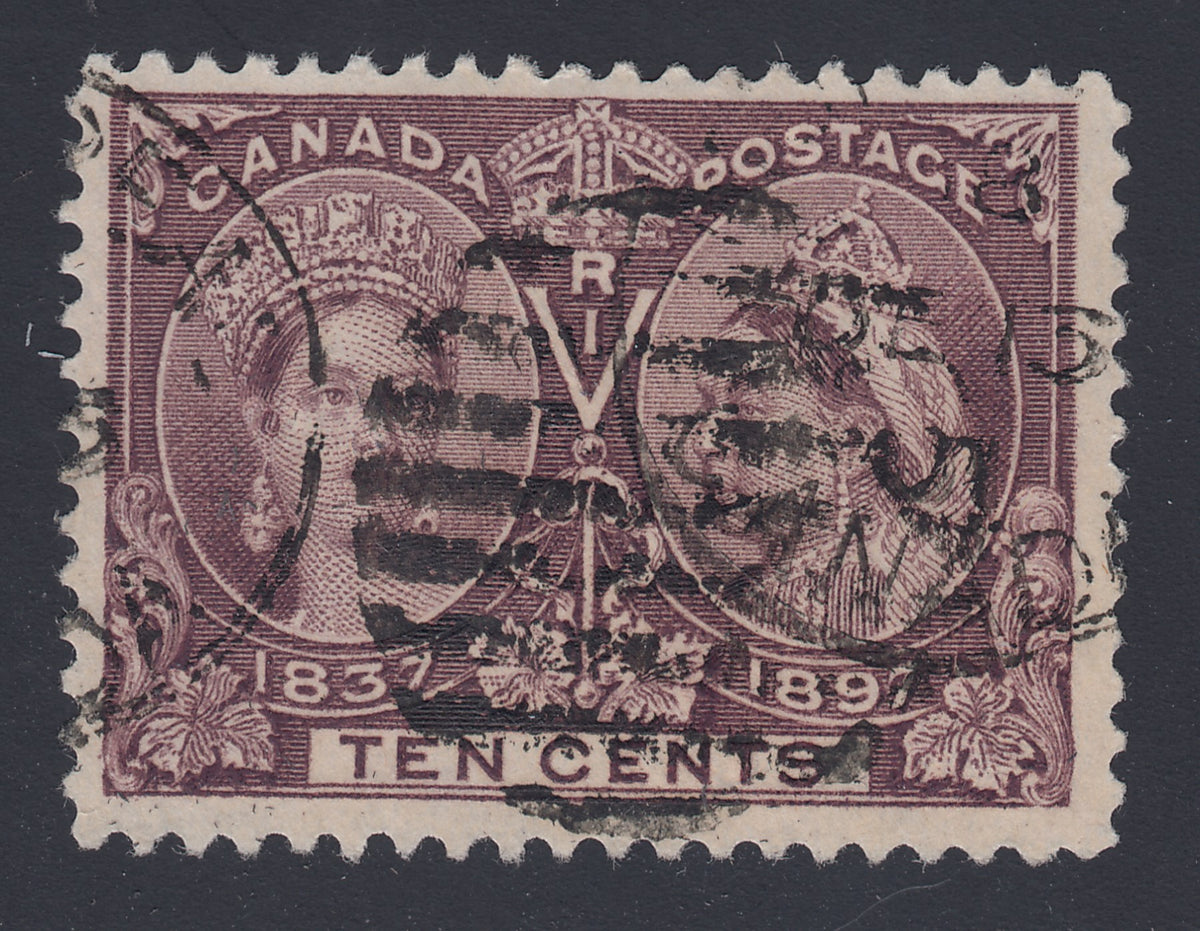 0057CA1710 - Canada #57ii - Used Major Re-Entry