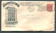0090NS1903 - #90 on 'CHRONICLE PUBLISHING CO.' Advertising Cover