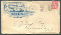 0090NS1903 - #90 on 'IMPERIAL OIL COMPANY' Advertising Cover