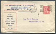 0090NS1903 - #90 on 'MACDOUGALL CO.' Advertising Cover