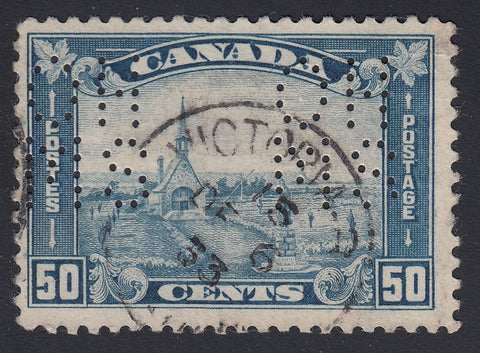 0220CA1804 - Canada OA176is 'A' - Used