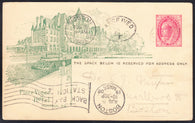 0023CP1902 - Place Viger Hotel - CPR 9 (Used)