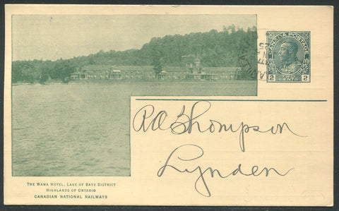 0567CN1907 - The Wawa Hotel - CNR C25 (Used)