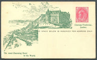 0011CP1903 - Chateau Frontenac - CPR 3a (Mint)