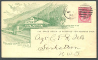 0016CP1903 - Fraser Canon House - CPR 5 (Used)