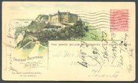0030CP1903 - Chateau Frontenac - CPR A37 (Used)