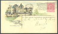0034CP1903 - Place Viger Hotel - CPR A43 (Used)