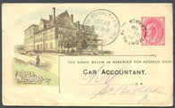 0035CP1903 - Hotel Vancouver - CPR A45 (Used)