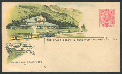 0040CP1909 - Fraser Canon House - CPR B39 (Mint)