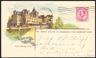 0044CP1902 - Place Viger Hotel - CPR B44 (Used)