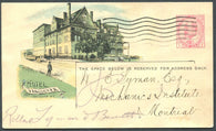 0046CP1904 - Hotel Vancouver - CPR B45 (Used)