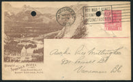 0132CP1904 - Banff Springs Hotel - CPR C66 (Used)
