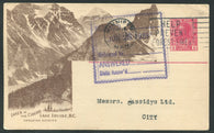 0139CP1905 - Lakes in the Clouds, B.C. - CPR C75 (Used)