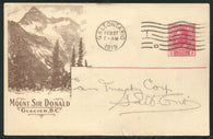 0141CP1905 - Mt. Sir Donald - CPR C78 (Used)