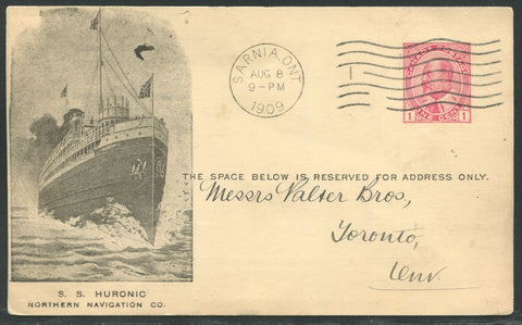 0636NC1907 - S.S. Huronic - NNC 1 (Used)