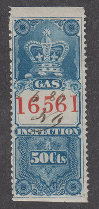 0002FG1711 - FG2 - Used, Imperf Single? - Deveney Stamps Ltd. Canadian Stamps