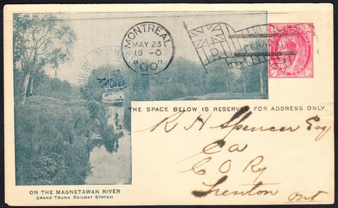 0378GT1902 - On Magnetawan River- GTR B32 (Used)