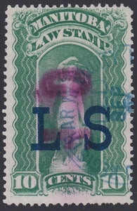 0048ML1808 - ML48 - Used, Unlisted Double 'C'