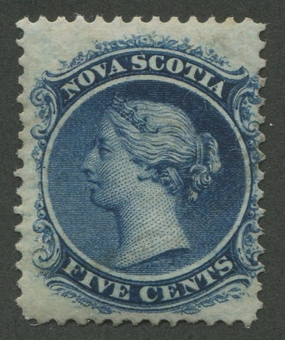 0010NS1707 - Nova Scotia #10 - Mint - Deveney Stamps Ltd. Canadian Stamps