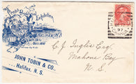 0041NS1903 - #41 on 'NOVA SCOTIA PROVINCIAL EXHIBITION' Advertising Cover