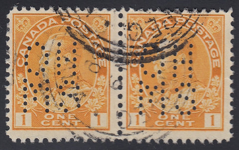 0168CA1804 - Canada OA105, 105s 'A' - Used Pair