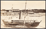 0001BC1902 - The 'Old Beaver' Steamship Photo Postcard