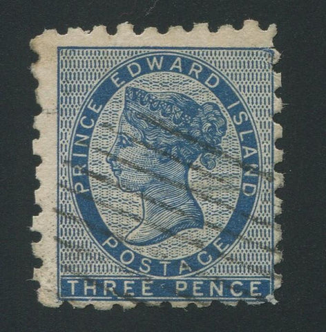 0002PE1707 - Prince Edward Island #2 - Used - Deveney Stamps Ltd. Canadian Stamps