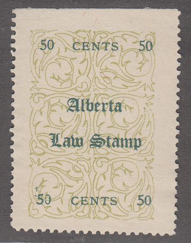0012AL1711 - AL12 - Mint - Deveney Stamps Ltd. Canadian Stamps