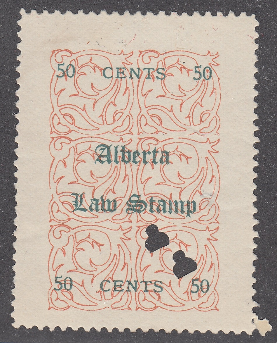 0013AL1711 - AL13 - Used - Deveney Stamps Ltd. Canadian Stamps