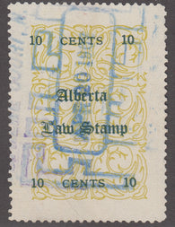 0002AL1711 - AL2dL - Used Single - Deveney Stamps Ltd. Canadian Stamps