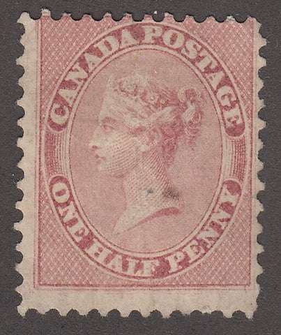 0011CA1708 - Canada #11ii - Used Major Re-Entry - Deveney Stamps Ltd. Canadian Stamps