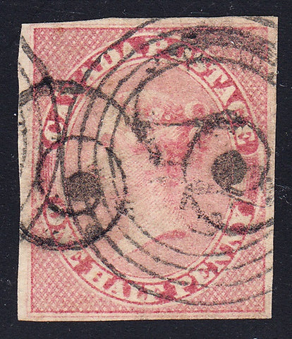 0008CA1707 - Canada #8 - Deveney Stamps Ltd. Canadian Stamps