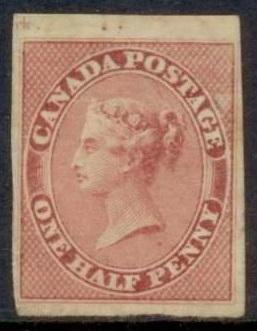 0008CA1708 - Canada #8a - Deveney Stamps Ltd. Canadian Stamps