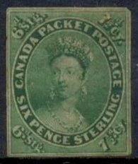 0009CA1708 - Canada #9 - Deveney Stamps Ltd. Canadian Stamps