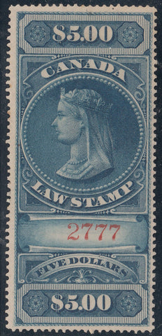0006SC1707 - FSC 6 - Mint - Deveney Stamps Ltd. Canadian Stamps