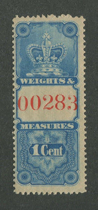 0006WM1708 - FWM6 - Mint - Deveney Stamps Ltd. Canadian Stamps
