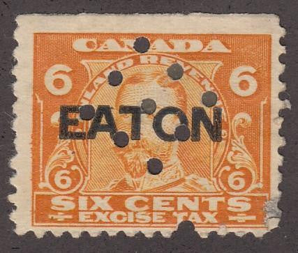 0003FX1707 - FX3a - Used - Deveney Stamps Ltd. Canadian Stamps